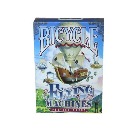 Bicycle Flying Machines