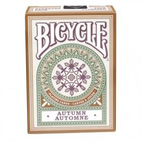 Bicycle Autumn Copper