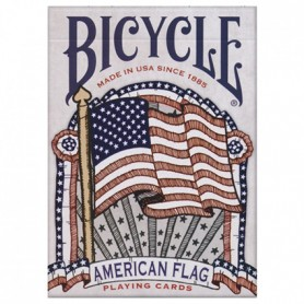 Bicycle American Flag