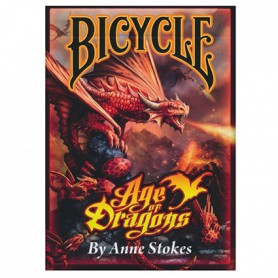 Bicycle Anne Stokes Age of Dragons