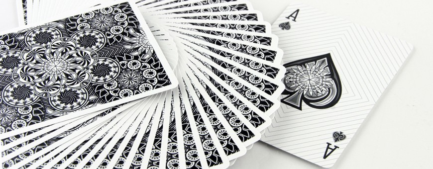 Carte da poker, da magia e da collezione – Key playing cards