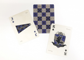 Harry Potter Ravenclaw: le carte di Corvonero